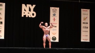 Shaun Clarida - 2nd Place 212 Bodybuilding 2017 NY Pro Video Thumbnail
