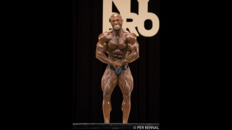 Alex Cambronero - 212 Bodybuilding - 2017 NY Pro Gallery Thumbnail