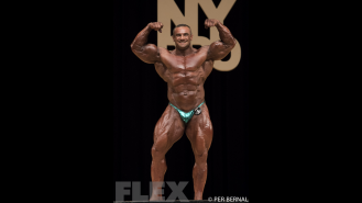 Tomas Kaspar - Open Bodybuilding - 2017 NY Pro Gallery Thumbnail