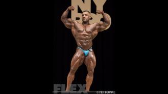 Luis Rodriguez - Open Bodybuilding - 2017 NY Pro Gallery Thumbnail