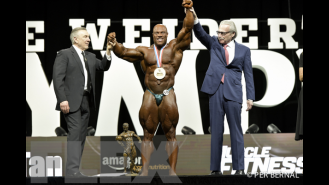 Open Bodybuilding Awards - 2017 Olympia Gallery Thumbnail