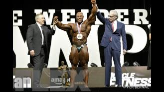 Open Bodybuilding Awards - 2017 Olympia Gallery Thumbnail