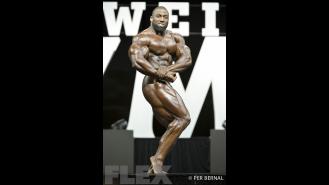 Cedric McMillan - Open Bodybuilding - 2017 Olympia Gallery Thumbnail