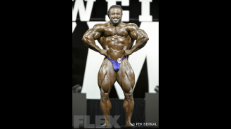 William Bonac - Open Bodybuilding - 2017 Olympia Gallery Thumbnail