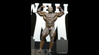 Dexter Jackson - Open Bodybuilding - 2017 Olympia Gallery Thumbnail