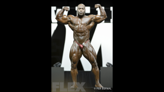 Maxx Charles - Open Bodybuilding - 2017 Olympia Gallery Thumbnail