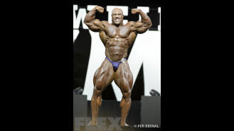 Phil Heath Gallery Thumbnail
