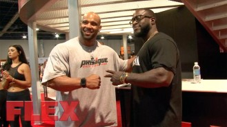 2017 Olympia Expo Booth: The Weider Athletes Video Thumbnail