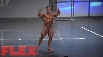 2017 IFBB Toronto Pro: 212 Bodybuilding, Benjamin Parra 5th Place Video Thumbnail