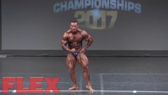 2017 IFBB Toronto Pro: 212 Bodybuilding, Nam Eun Cho, 2nd Place Video Thumbnail