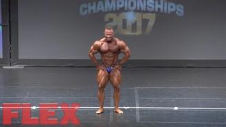 2017 IFBB Toronto Pro: 212 Bodybuilding, Ronny Rockel 1st Place Video Thumbnail