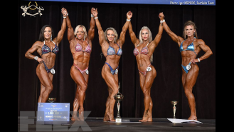 Women's Physique Awards - 2017 Ostrava Pro Gallery Thumbnail