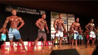 2017 IFBB Pittsburgh Pro Men's Physique Finals Video Thumbnail