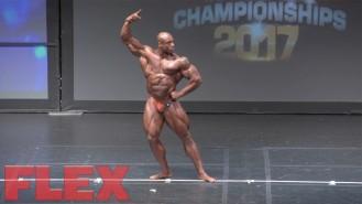 2017 IFBB Toronto Pro: Open Bodybuilding, Jeff Beckham 3rd Place Video Thumbnail