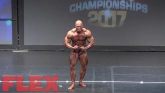 2017 IFBB Toronto Pro: Open Bodybuilding, Marek Olejniczak 5th Place Video Thumbnail