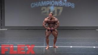 2017 IFBB Toronto Pro: Open Bodybuilding, Paulo Almeida 4th Place Video Thumbnail