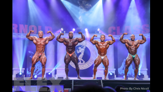 Open Bodybuilding Final Comparison & Awards - 2018 Arnold Classic Gallery Thumbnail