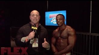 2018 Arnold Men's Physique Champion, Andre Ferguson Video Thumbnail