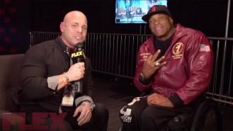 3X Arnold Classic Wheelchair Champion, Harold Kelley Video Thumbnail