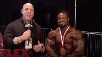2018 Arnold Classic Champion, William Bonac Video Thumbnail