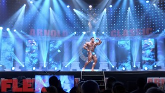 The Routine of 2018 Arnold Classic 5th Place Finisher, Steve Kuclo Video Thumbnail