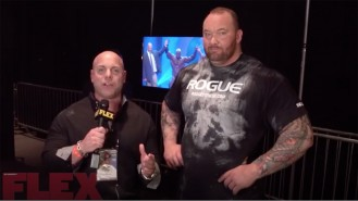 2018 Arnold Strongman Classic Champ, Hafthor Bjornsson Video Thumbnail