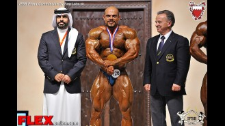 2013 Amateur Olympia - Over 100kg Gallery Thumbnail