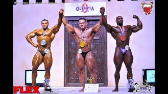 2013 Amateur Olympia - Up to 100kg Gallery Thumbnail