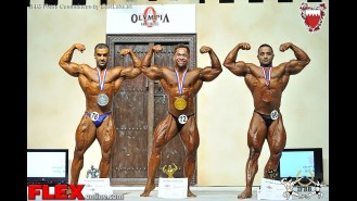 2013 Amateur Olympia - Up to 75kg Gallery Thumbnail