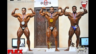 2013 Amateur Olympia - Up to 90kg Gallery Thumbnail