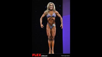 Ryall Graber - Fitness - 2013 Arnold Classic Europe Gallery Thumbnail
