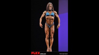 Amanda Hatfield - Fitness - 2013 Arnold Classic Europe Gallery Thumbnail