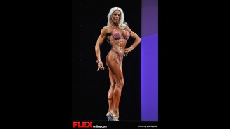 Babette Mulford - Fitness - 2013 Arnold Classic Europe Gallery Thumbnail