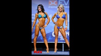 Comparison - Bikini - 2013 EVL's Prague Gallery Thumbnail