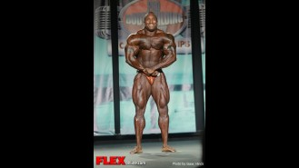 Keith Williams - 2013 Tampa Pro - Bodybuilding Gallery Thumbnail