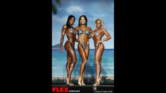 Awards - Figure - IFBB Valenti Gold Cup Gallery Thumbnail