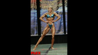 Aurelia Grozajova - Women's Bodybuilding - 2013 Chicago Pro Gallery Thumbnail