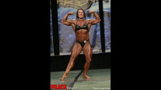 Sharon Mould - Women's Bodybuilding - 2013 Chicago Pro Gallery Thumbnail