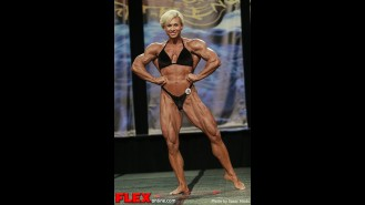 Sherry Smith - Women's Bodybuilding - 2013 Chicago Pro Gallery Thumbnail