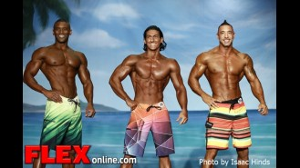 Awards - Men's Physique - IFBB Valenti Gold Cup Gallery Thumbnail