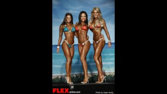 Awards - Bikini - IFBB Valenti Gold Cup Gallery Thumbnail
