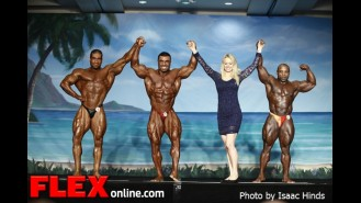 Awards - Men's 212 - IFBB Valenti Gold Cup Gallery Thumbnail