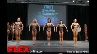 Comparisons - Figure - 2013 Toronto Pro Gallery Thumbnail