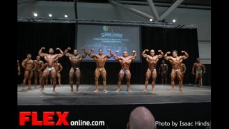 Comparisons - Men's 212 - 2013 Toronto Pro Gallery Thumbnail
