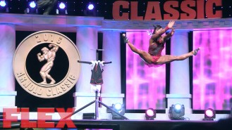 2016 Fitness International Routine: Myriam Capes Video Thumbnail