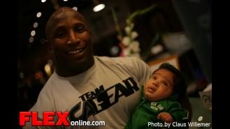 Candids - 2012 IFBB Nordic Pro Championships  Gallery Thumbnail
