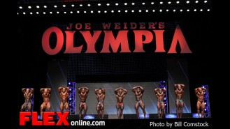 Top 10 Comparsions - 2012 Mr. Olympia  Gallery Thumbnail