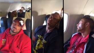On the Flight to the 2014 IFBB San Marino Pro Video Thumbnail