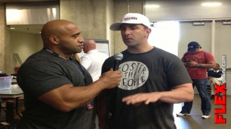 2013 IFBB Dallas Europa Super Show Wrap Up with Dennis James & Isaac Hinds Video Thumbnail