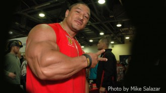 Roelly Winklaar to Compete in the 2013 Chicago Pro Video Thumbnail